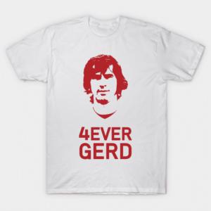 Gerd Muellers Bundesliga Goal Record T Shirt
