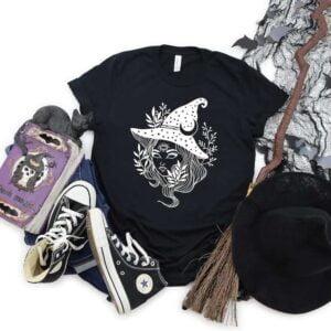 Halloween Witch Shirt