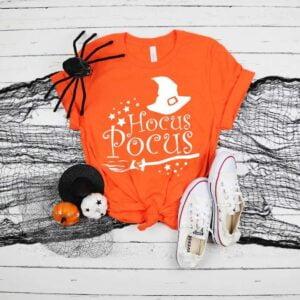 Hocus Pocus Halloween Shirt