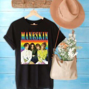 Maneskin Zitti E Buoni LGBT Unisex T Shirt