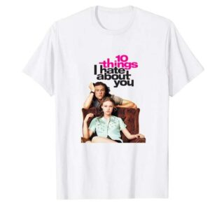 Patrick Verona 10 Things I Hate About You Movie T Shirt