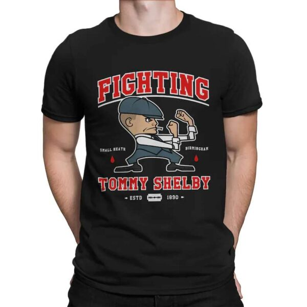Peaky Blinders Tommy Shelby Unisex T Shirt