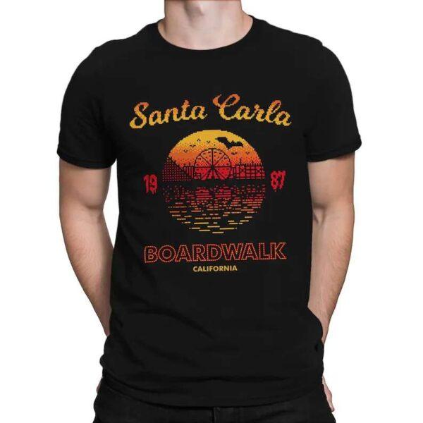 Santa Carla Lost Boys Unisex T Shirt