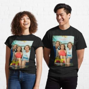 The Kissing Booth 3 2021 Movie Unisex T Shirt