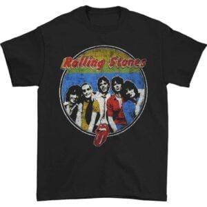 The Rolling Stones Charlie Watts Unisex Shirt