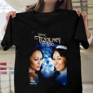 Twitches Disney Movie T Shirt
