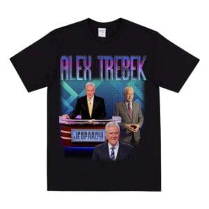 Alex Trebek Host Unisex T Shirt