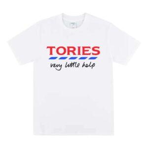 Anti Tories Unisex T Shirt