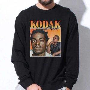 Black Kodak Sweatshirt Unisex T Shirt
