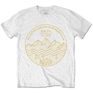 Bring Me The Horizon Shadow Moses Unisex T Shirt