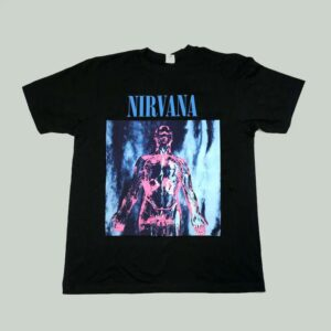 Bump Vintage Nirvana Sliver Band Unisex T Shirt