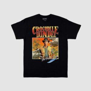Crocodile Dundee Movie Unisex T Shirt