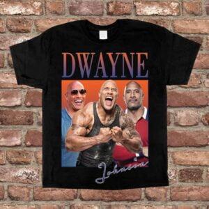 Dwayne the Rock Johnson Vintage Unisex T Shirt