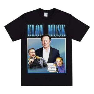 Elon Musk Ceo Of Tesla Motors Unisex T Shirt