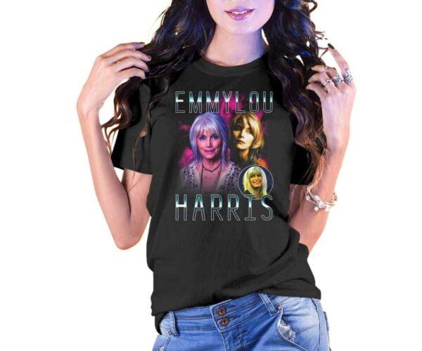 Emmylou Harris Vintage Unisex T Shirt