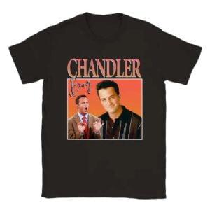 Friends Chandler Bing Funny Unisex T Shirt