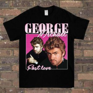 George Michael Vintage Unisex T Shirt
