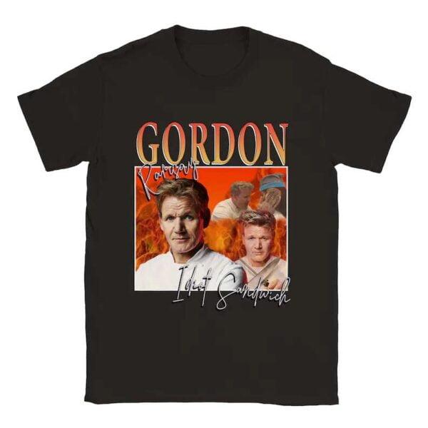 Gordon Ramsay Chef Unisex T Shirt
