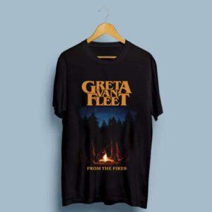 Greta Van Fleet From The Fires Unisex T Shirt