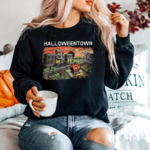 Halloweentown Sweatshirt Unisex T Shirt