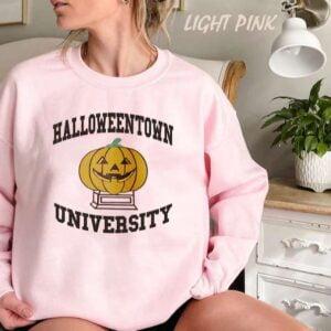 Halloweentown University Sweatshirt Unisex T Shirt 1