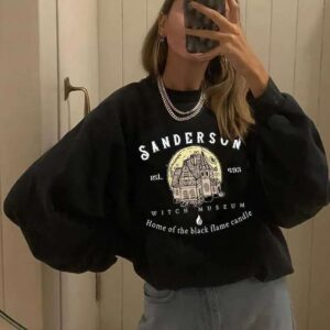 Hocus Pocus Sanderson Sister Sweatshirt Unisex T Shirt