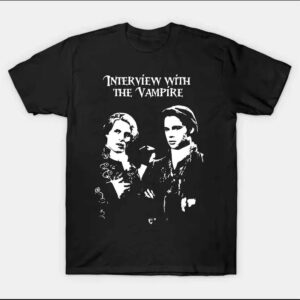 Interview With The Vampire Unisex T Shirt