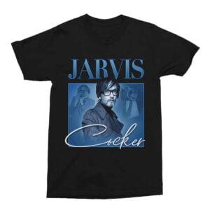 Jarvis Cocker Musician Pulp Unisex T Shirt