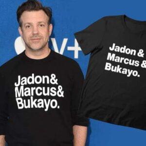 Jason Sudeikis Jadon Marcus and Bukayo Unisex T Shirt