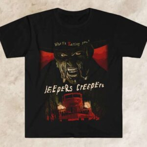 Jeepers Creepers Film Series Unisex T Shirt