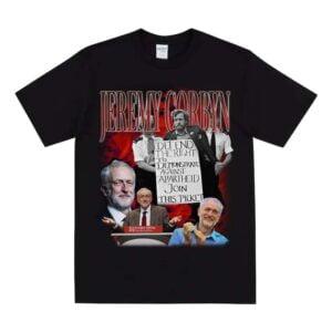 Jeremy Corbyn Unisex T Shirt