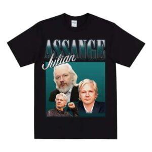 Julian Assange Unisex T Shirt