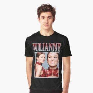 Julianne Moore Actress Unisex T Shirt
