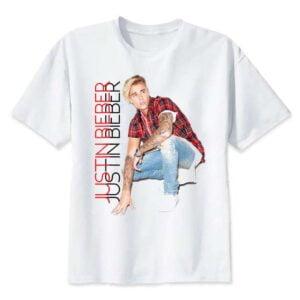 Justin Bieber Unisex T Shirt