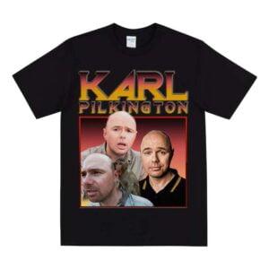 Karl Pilkington Unisex T Shirt