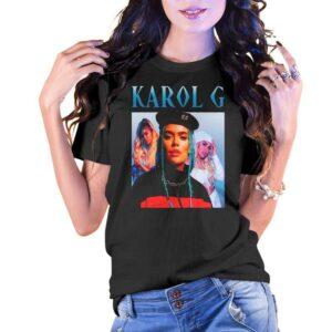 Karol G Vintage Unisex T Shirt