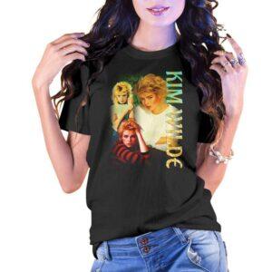 Kim Wilde Vintage Unisex T Shirt