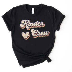 Kinder Crew Unisex T Shirt
