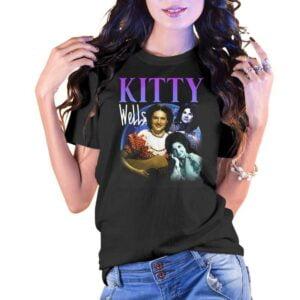 Kitty Wells Vintage Unisex T Shirt