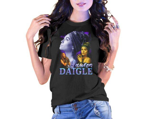 Lauren Daigle Vintage Unisex T Shirt