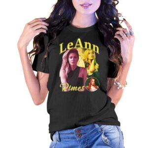 LeAnn Rimes Vintage Unisex T Shirt