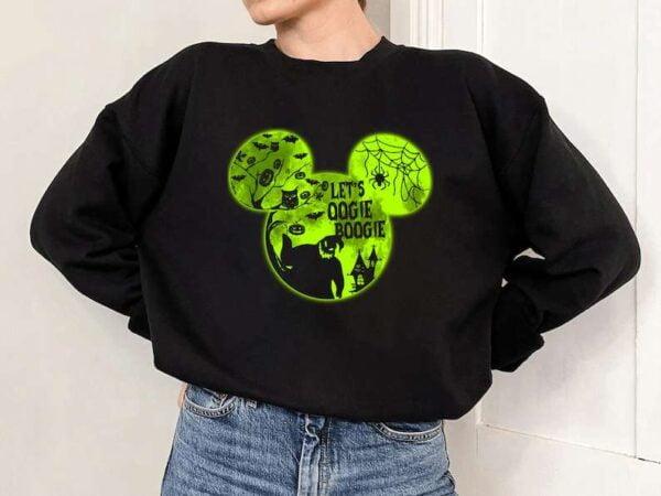 Lets Oogie Boogie Halloween Party 2021 Sweatshirt Unisex T Shirt