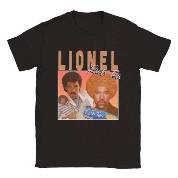 Lionel Rich Tea Lionel Richie Is It Me Youre Looking For T Shirt