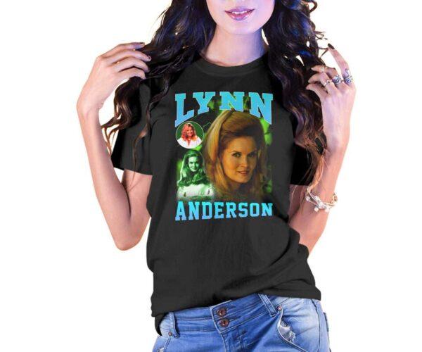 Lynn Anderson Vintage Unisex T Shirt