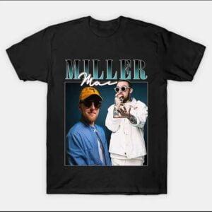 Mac Miller 90s Vintage Unisex T Shirt