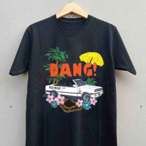 Mac Miller Dang Car Tour Concert Unisex T Shirt