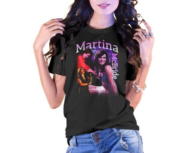 Martina Mcbride Vintage Unisex T Shirt