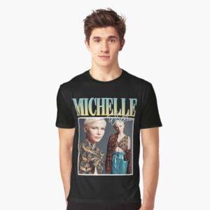 Michelle Williams Actress Unisex T Shirt