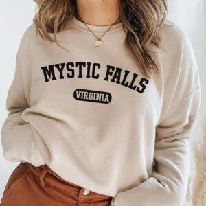 Mystic Falls Virginia Sweatshirt Unisex T Shirt