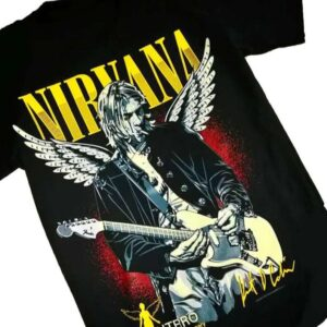 Nirvana In Utero 20th Anniversary Kurt Cobain Unisex T Shirt